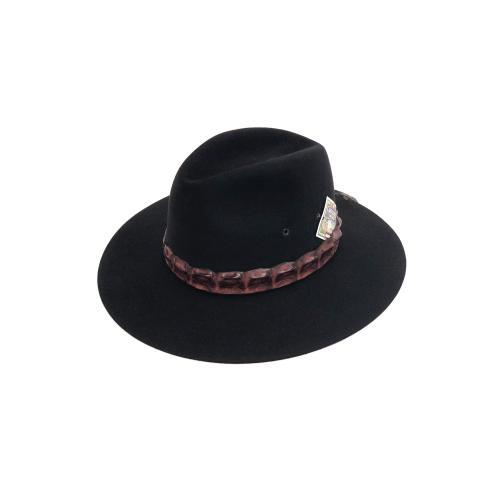 immagine che rappresenta il cappello akubra coolabah nero