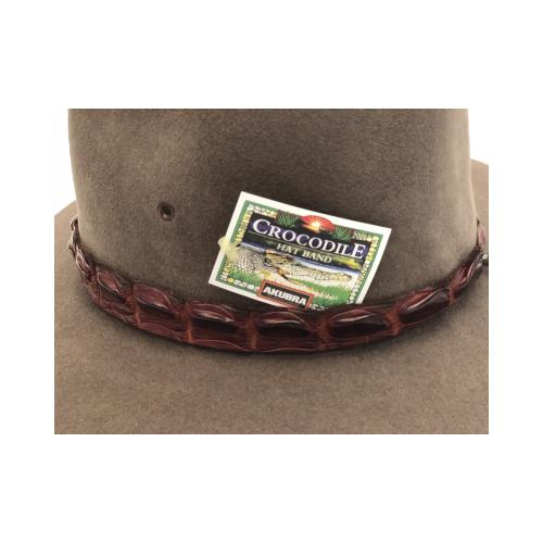 immagine che rappresenta il cappello akubra coolabah marrone