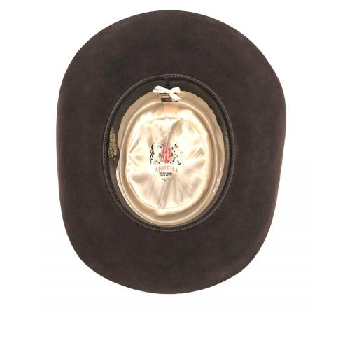immagine che rappresenta il cappello akubra down under marrone
