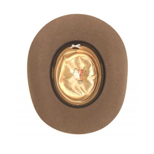 immagine che rappresenta il cappello akubra down under nocciola