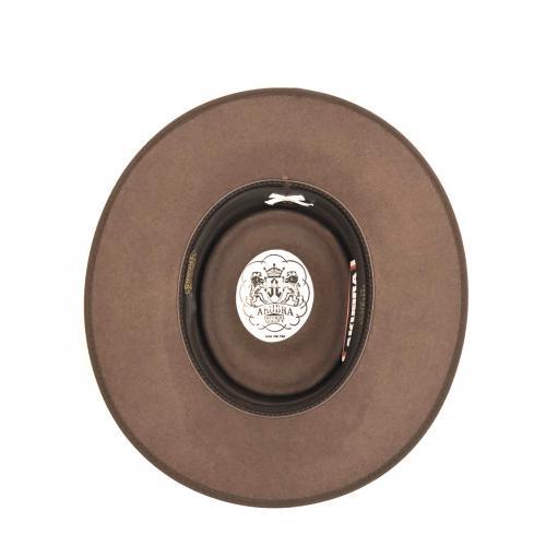 immagine che rappresenta il cappello akubra pastoralist marrone