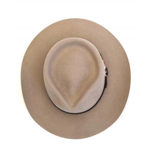 immagine che rappresenta il cappello akubra stockman sabbia