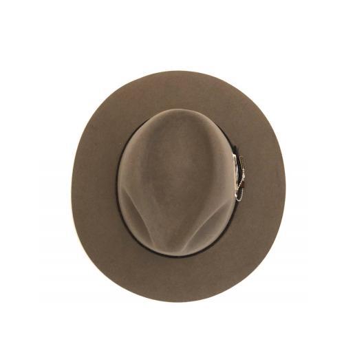 immagine che rappresenta il cappello akubra banjo Patterson nocciola