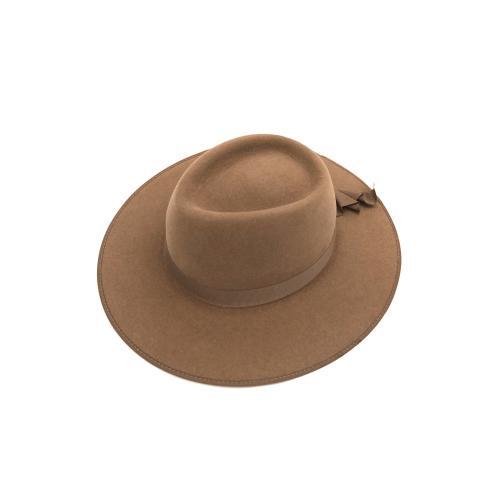 immagine che rappresenta il cappello akubra ascot nocciola