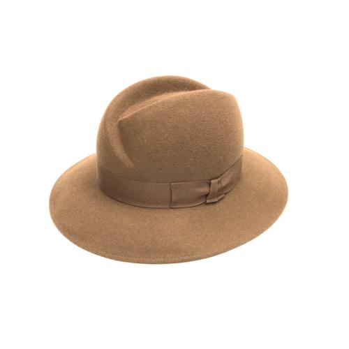 immagine che rappresenta il cappello akubra cornwell nocciola