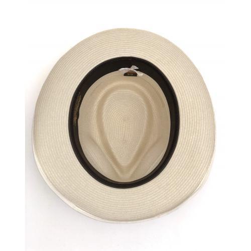 immagine che rappresenta il cappello akubra the rink crema