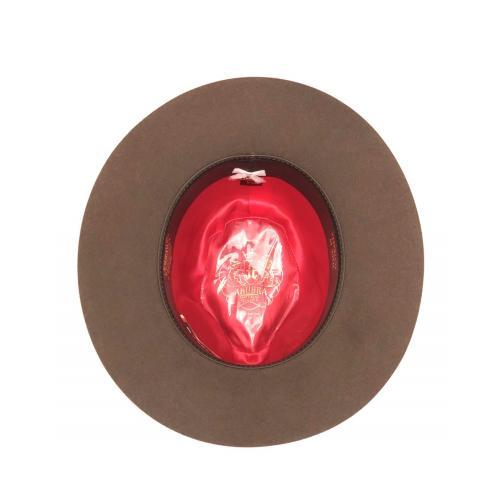 immagine che rappresenta il cappello akubra leisure time marrone chiaro
