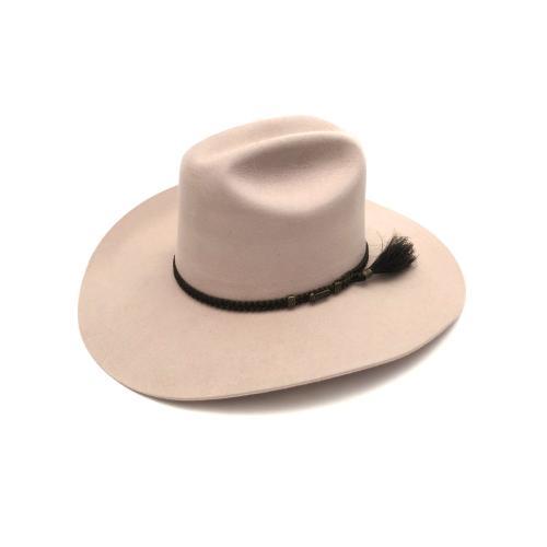 immagine che rappresenta il cappello akubra the arena bianco