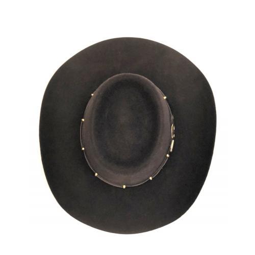 immagine che rappresenta il cappello akubra the boss marrone